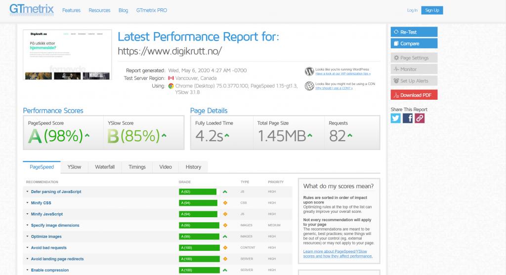 digikrutt-optimalisert-nettside-rask